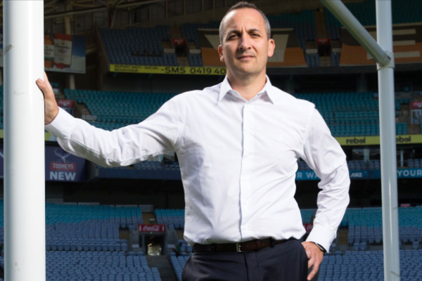 Article image for NRL CEO explains Ronaldo Mulitalo's late scratching for Queensland