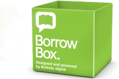 Borrowbox: The library changing app