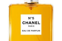 Chanel No.5 launched by Coco Chanel 100 years ago