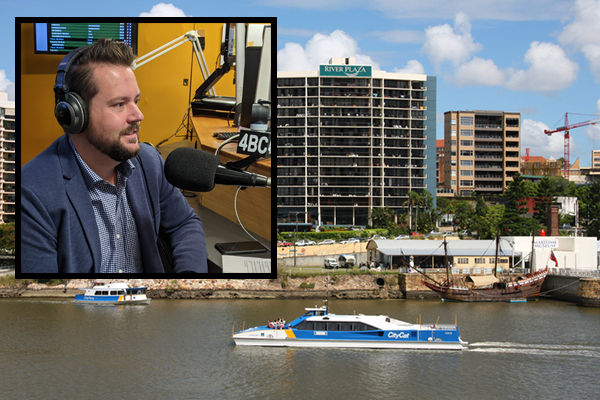 Article image for Headaches for Brisbane City Council in flood of CityCat complaints