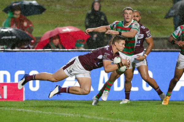 Article image for Magic Round: Reuben Garrick says Manly's getting their confidence back