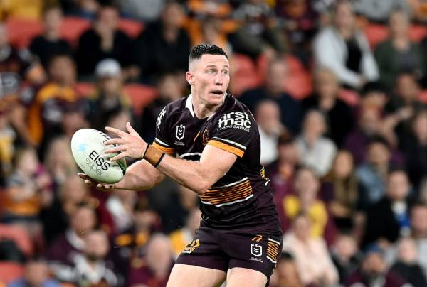 Article image for 'A bit of resolve': Tyson Gamble reflects on Broncos comeback