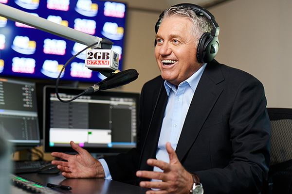 Article image for Why Ray Hadley could be facing his fourth wedding