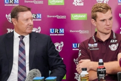 Manly CEO Stephen Humphreys: Bob was an iconic figure of our club