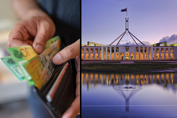 Article image for Queensland's winners and losers in the federal budget