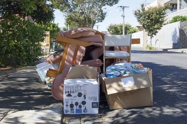 Article image for Rally to push for the end of Brisbane's kerbside collection hiatus