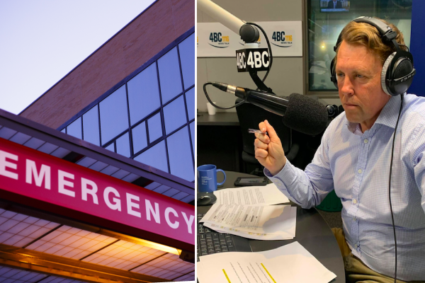 Article image for 'Disgrace': Scott Emerson details shocking ambulance ramping cases