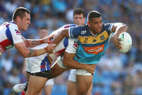 Article image for The big challenge ahead for the Titans ahead of Sunday's clash