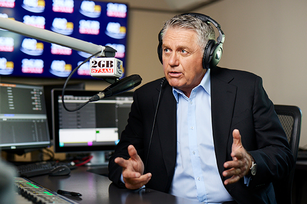 Article image for Ray Hadley demands name and shame of 'complete and utter d*ckheads'
