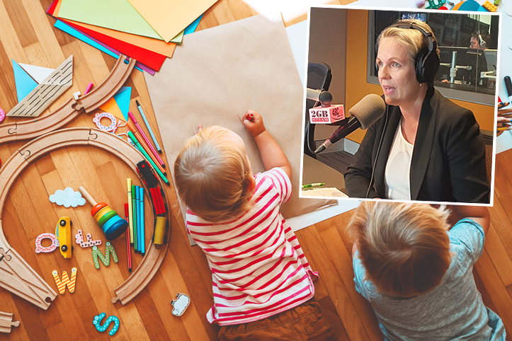 Article image for Federal government's 'confusing' childcare rebate risks exploitation by operators