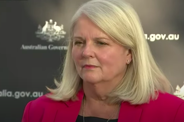 Article image for Karen Andrews returns fire to Queensland government over 'quarantine failures'