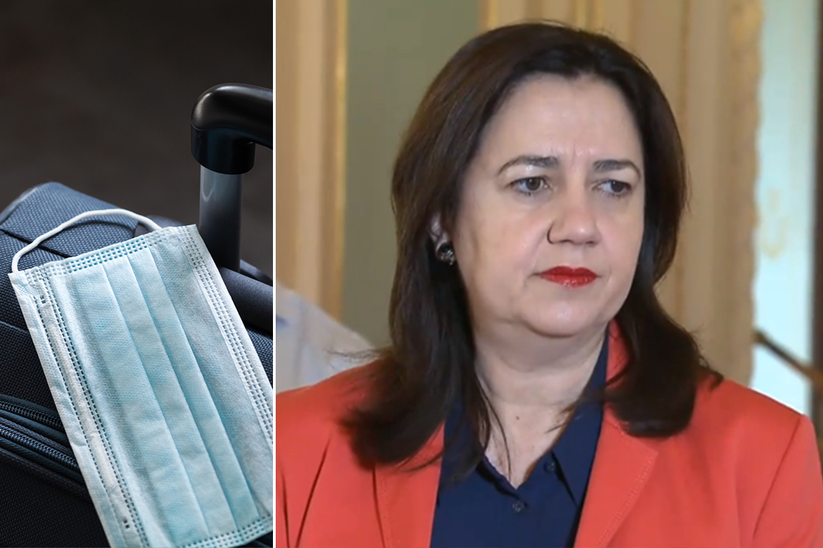 Article image for Drained business owner takes swipe at Palaszczuk government 'double standards'