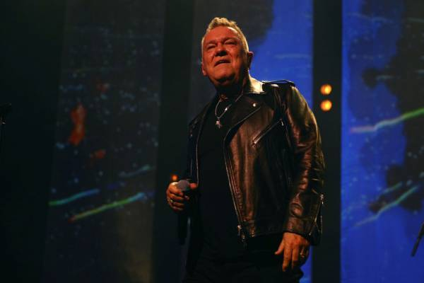 Article image for Jimmy Barnes on what makes him a better singer