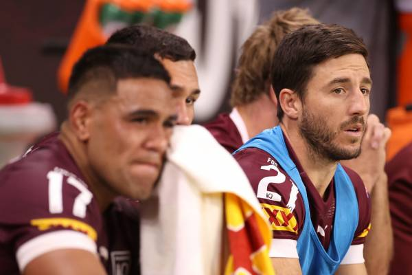 Article image for What Paul Green told Ben Hunt ahead of Origin game two