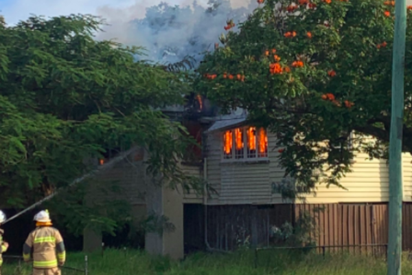 Article image for Spate of house fires across Brisbane