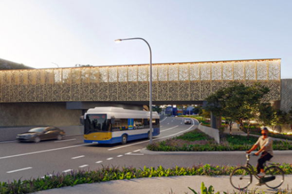 Article image for Notorious roundabout set for major upgrade in Brisbane's west
