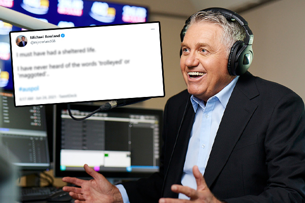 Article image for Ray Hadley gives ABC journalist a lesson in Aussie vernacular