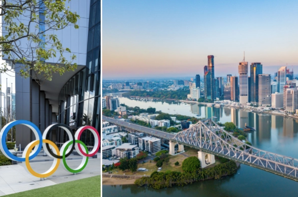 Article image for Why MP representing Olympic bid is optimistic despite no 'love from the public'