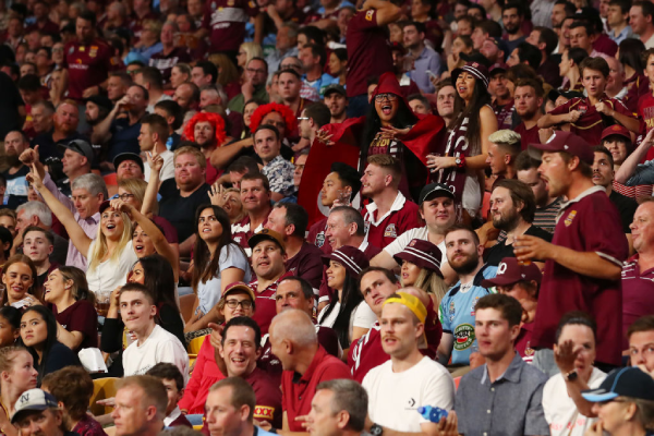 Article image for Warning for fans eager to snap up a ticket to State of Origin game one