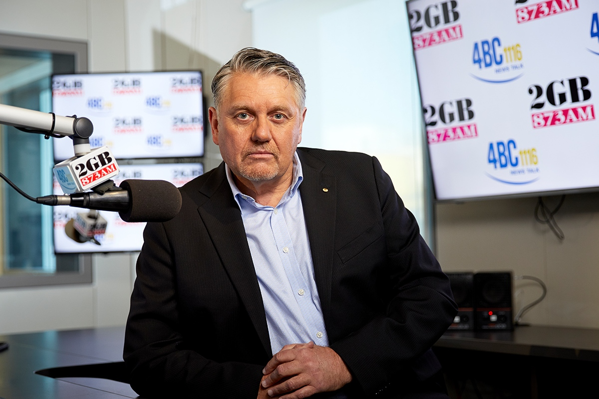 Article image for Ray Hadley responds to Andrew Bolt's 'lies'