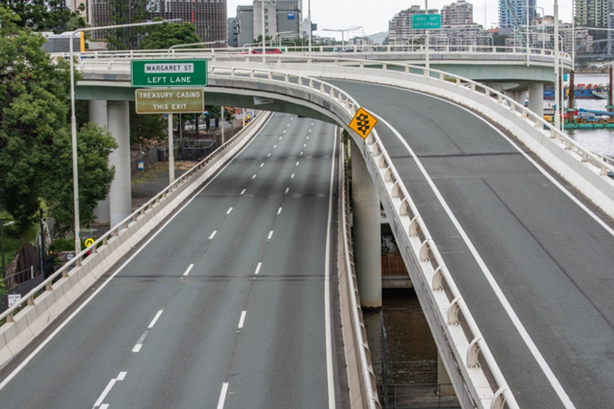Article image for Riverside Expressway closes to traffic this weekend