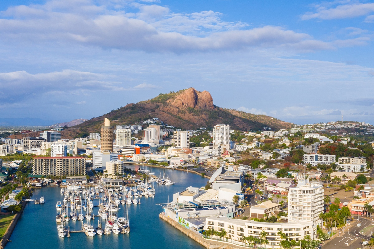 Article image for Townsville bustling to pull State of Origin together within two weeks