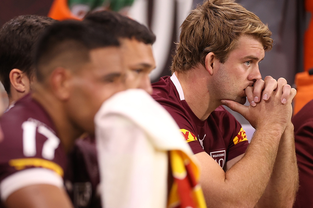 Article image for Trevor Gillmeister names core duo for Maroons side