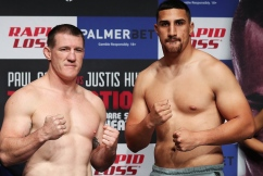 Brains vs Brawn: Paul Gallen weighs up strategy he'll bring into Justis Huni fight
