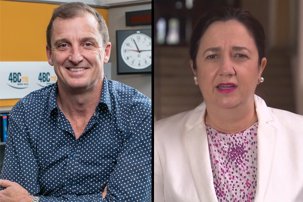 """Article image for Neil Breen blasts Annastacia Palaszczuk's """"absolutely ridiculous"""" media department"""