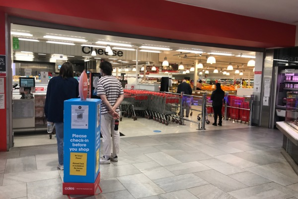 Coles Warriewood Square