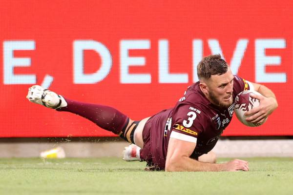Article image for Kurt Capewell a 'massive signing' for the Broncos