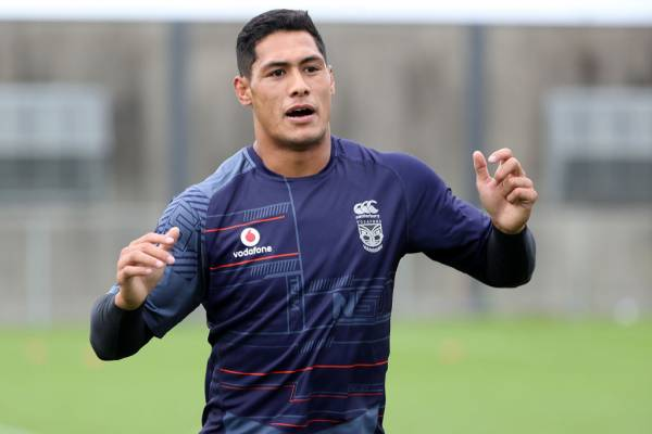 Article image for 'He will be missed': Roger Tuivasa-Sheck calls time on NRL career to head home