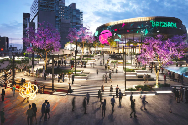Article image for How Brisbane Live would be used for the 2032 Games