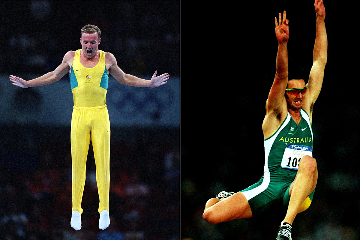 Article image for The 'unbelievable' ties between two Australian Olympic legends