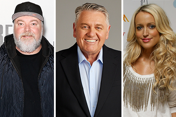 Article image for Ray Hadley and Kyle and Jackie O join forces