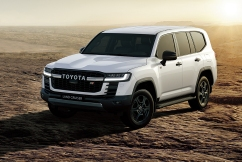 Toyota's new LandCruiser 300 – more expansive but more expensive