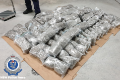 Border bust uncovers over 100 kilograms of cannabis