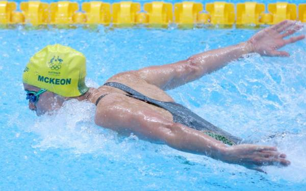 Article image for 'You never know': Olympic champion reflects on Australia's incredible success in the pool