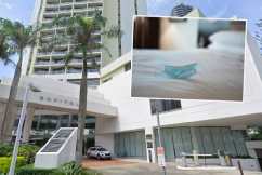 Woman on the run after escaping hotel quarantine on the Gold Coast
