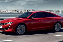 Peugeot's 508 flagship GT fastback – A French four door with real panache