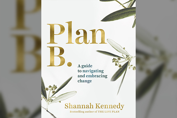 Article image for Australian self-help author Shannah Kennedy puts own advice to the test