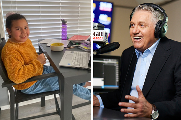 Article image for The best phone call Ray Hadley's received in 'a long, long time'