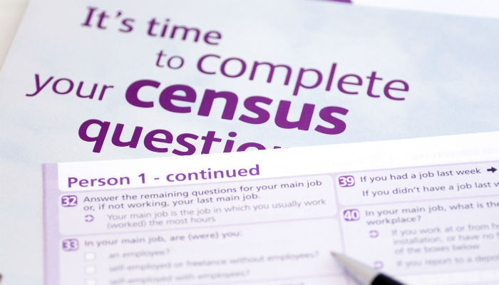 Article image for Questions raised over certain Census questions