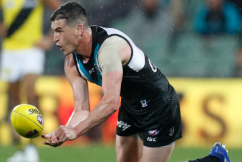 Tom Rockliff reflects on AFL career with the two clubs still 'dear to his heart'