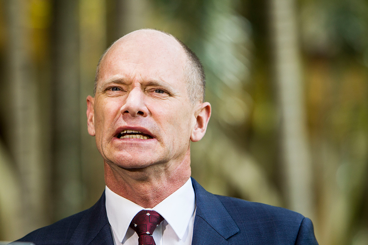 Article image for Campbell Newman's plan to put an end to the lockdown cycle