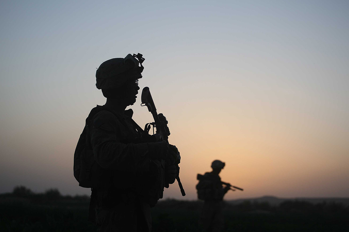Article image for Taliban seizes third-largest Afghanistan city, US ramps up evacuation measures