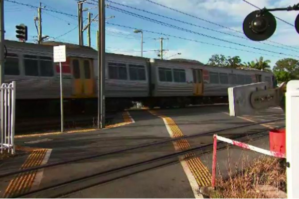 Article image for Damning report released into dangerous Brisbane train station